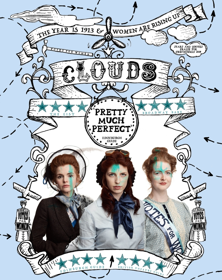 Clouds Official Poster No Banner
